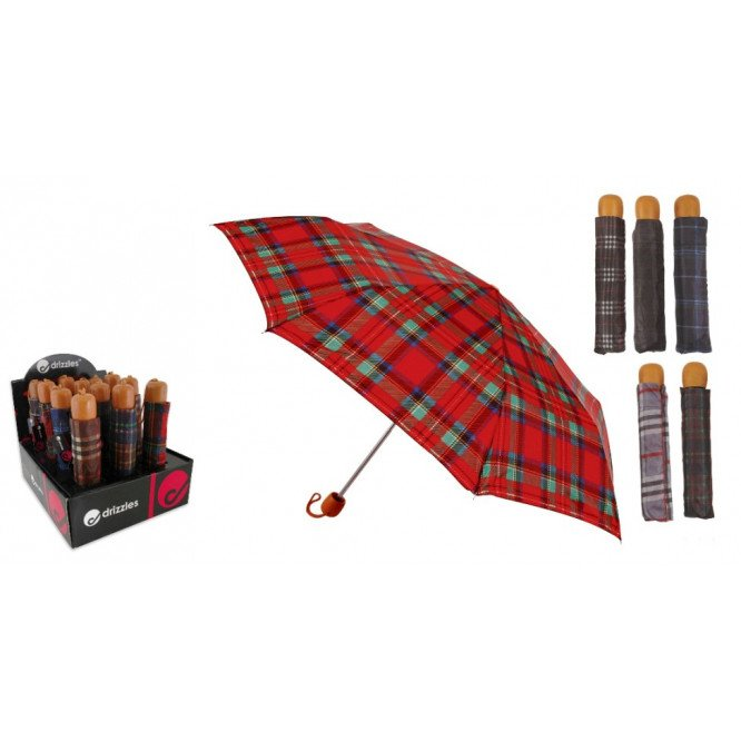 DRIZZLES UMBRELLAS - PATTERNED