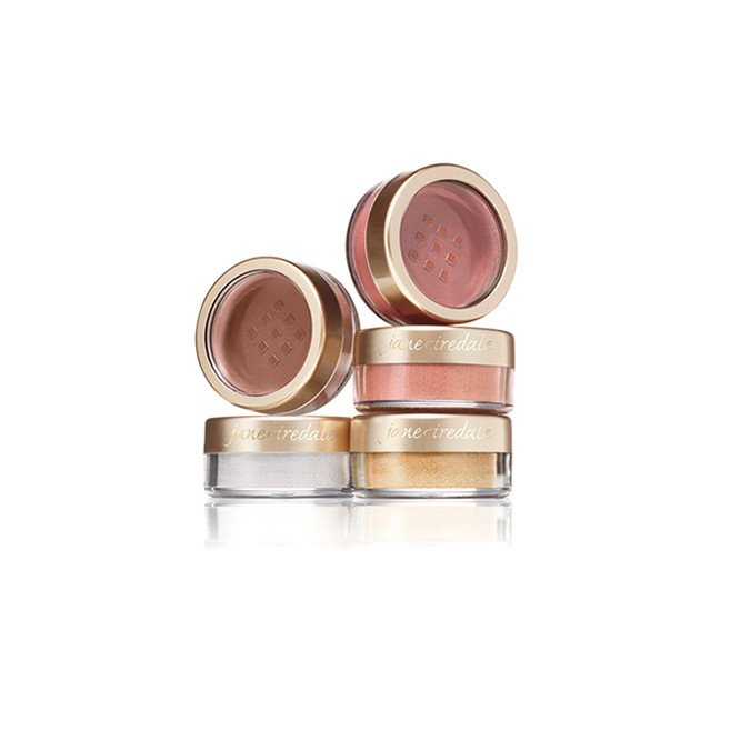 Jane Iredale Jane's Signature Gilded Collection 24-Karat Gold Dust - Gold, Silver, Bronze