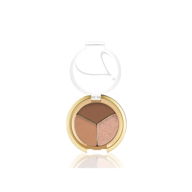 Jane Iredale TRIPLE EYE SHADOWS – Triple Cognac