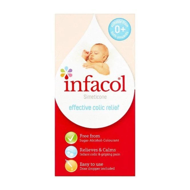 Infacol Colic and Griping Pain Relief Oral Suspension Drops 55ml