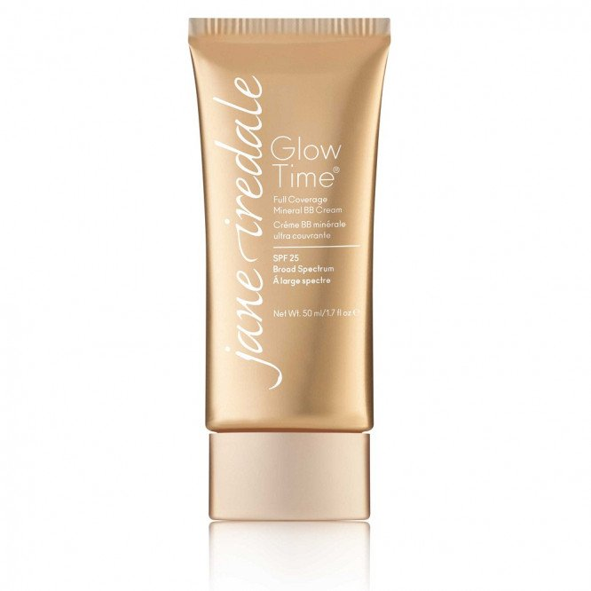Jane Iredale Glow Time Full Coverage Mineral BB Cream - BB4