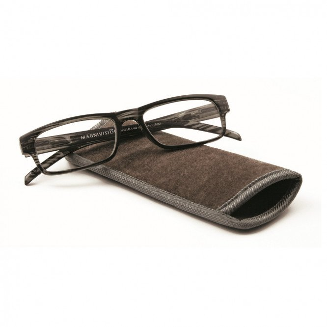 Magnivision Mens Reading Glasses-Jasper 3.00