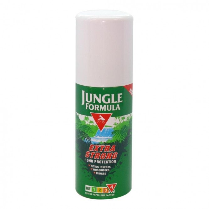Jungle formula insect repellent extra strength aerosol 90ml