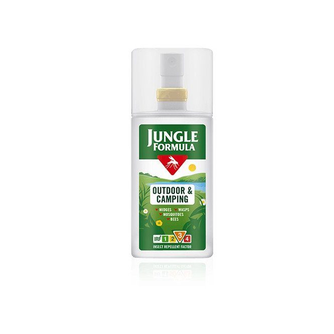 Jungle formula insect repellent outdoor & camping 90ml