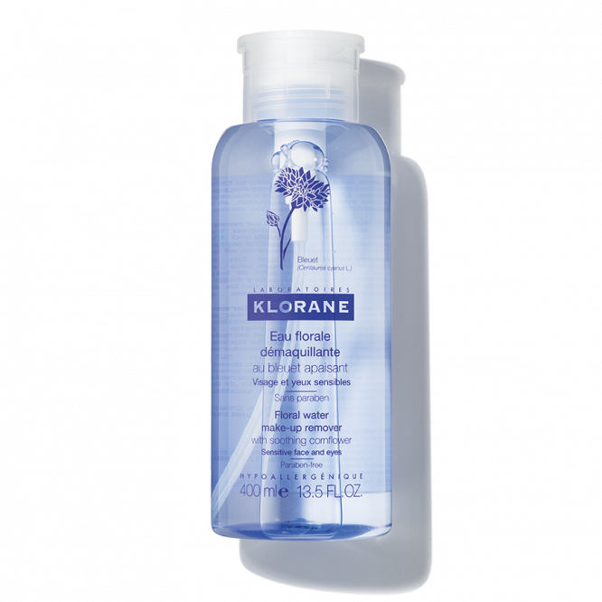 Klorane Floral Water Make-Up Remover