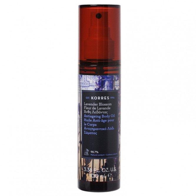 Korres Lavender Blossom Antiageing body oil