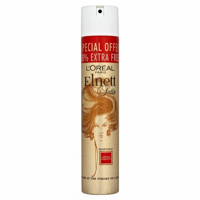 L'oreal HAIR STYLING Elnett hairspray s/r/p normal 300ml