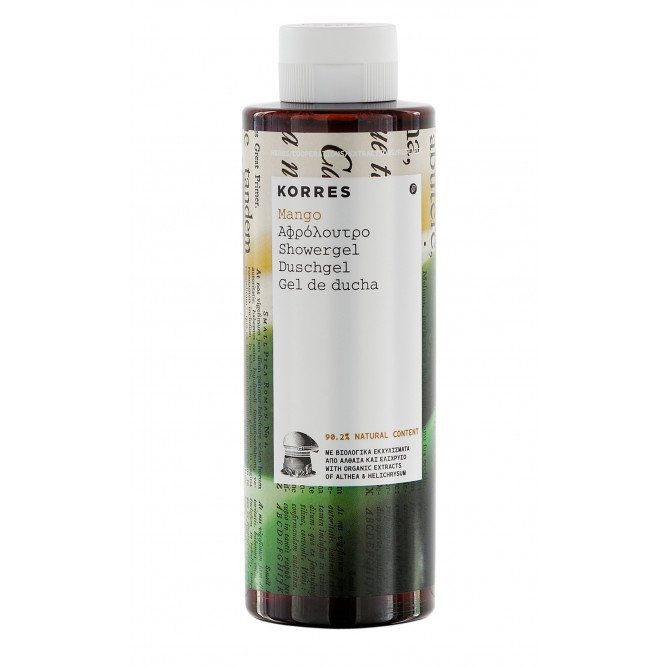 Korres Mango Showergel_250ml