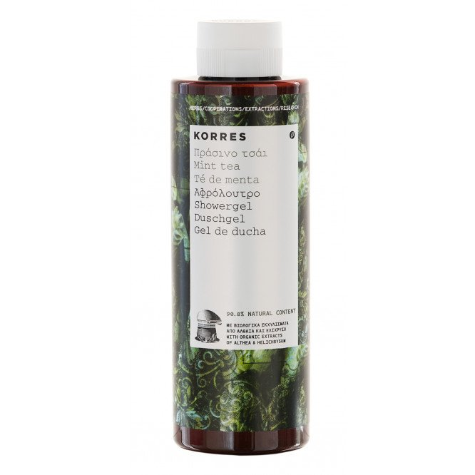 Korres Mint tea showergel_250ml
