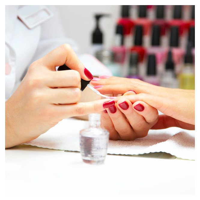 Nails - Luxury Manicure