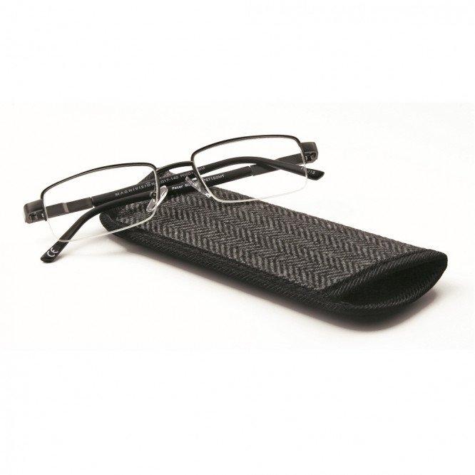 Magnivision Mens Reading Glasses- Peter 3.50