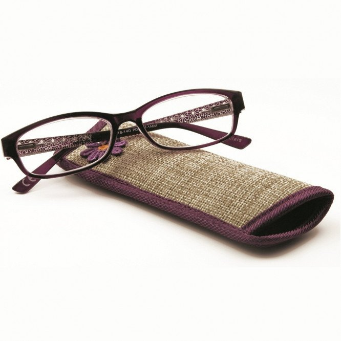 Magnivision Ladies Reading Glasses-Tessa 1.00