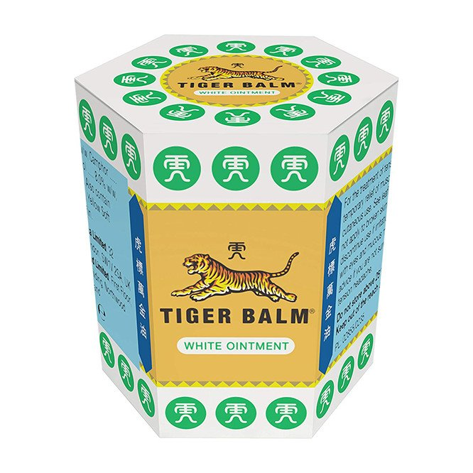 Tiger balm regular white 30g
