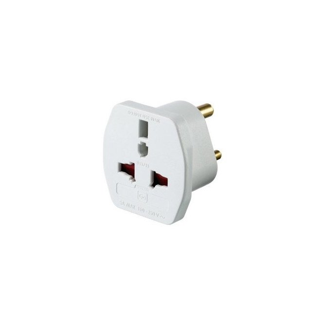 Go Travel UK - India Adaptor
