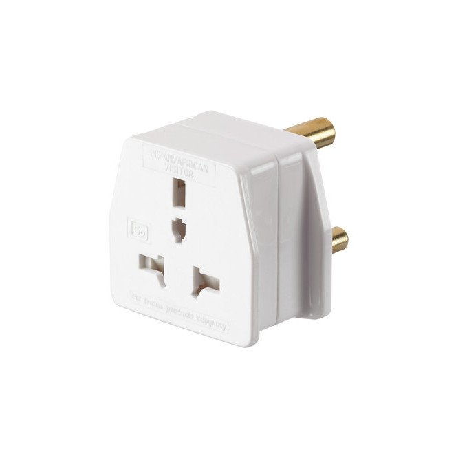 Go Travel UK - SA Adaptor