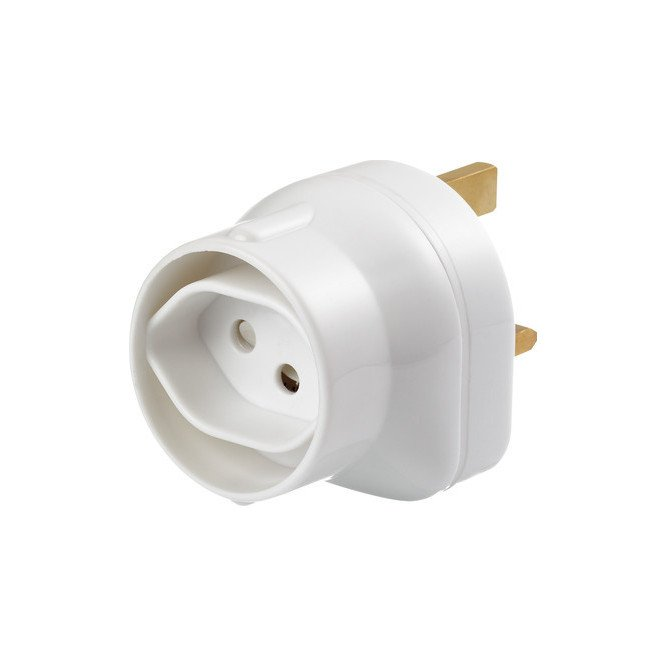 Go Travel UK - Swiss Adaptor