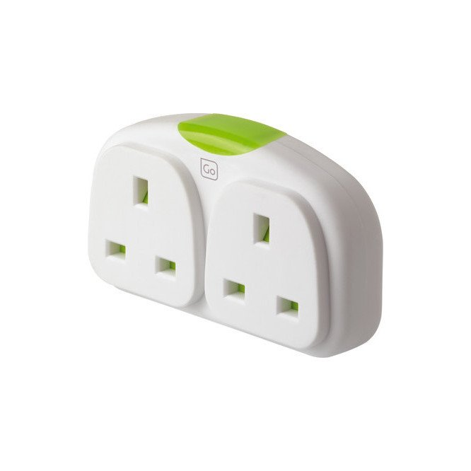 Go Travel US Double Adaptor