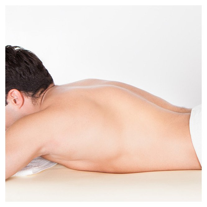 Waxing - Full Back/Chest - Islington skin clinic