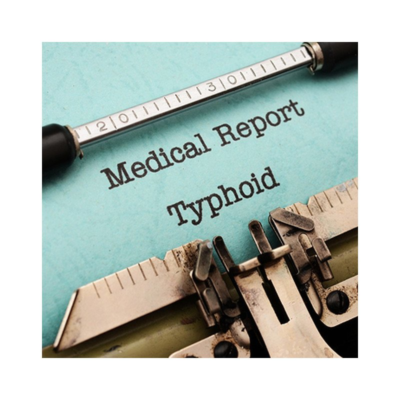 Typhoid (oral), 3 dose vaccine
