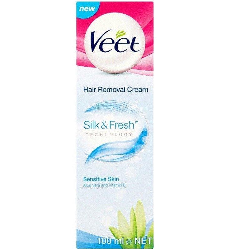 Veet Hair Removal Cream Sensitive Cream 100ml