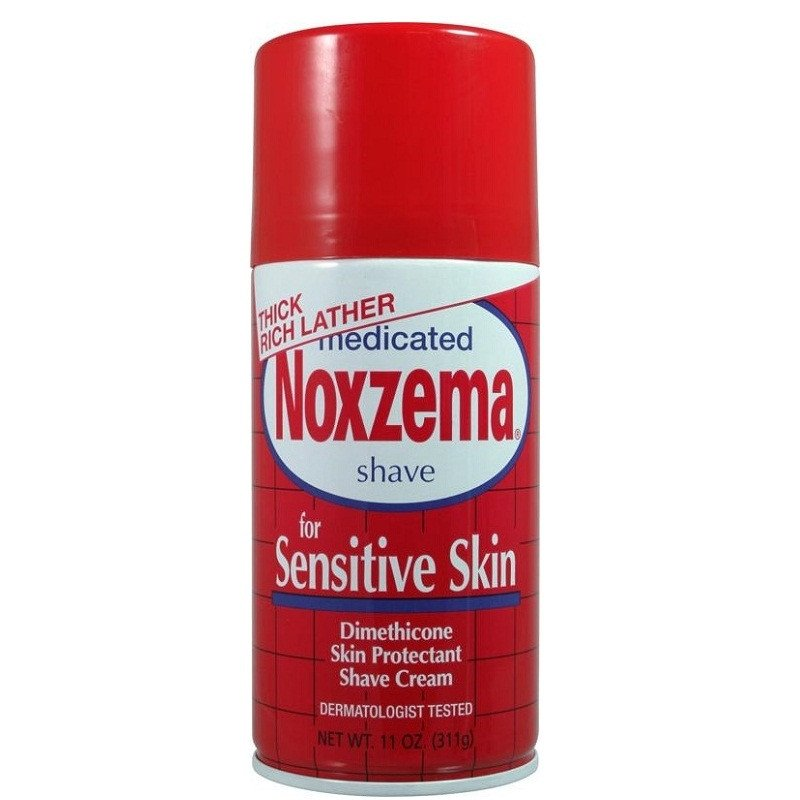 Noxzema shave foam sensitive 300ml