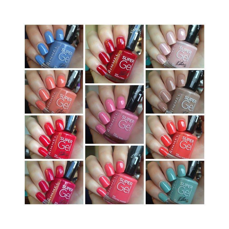 Rimmel supergel french manicure shade 92