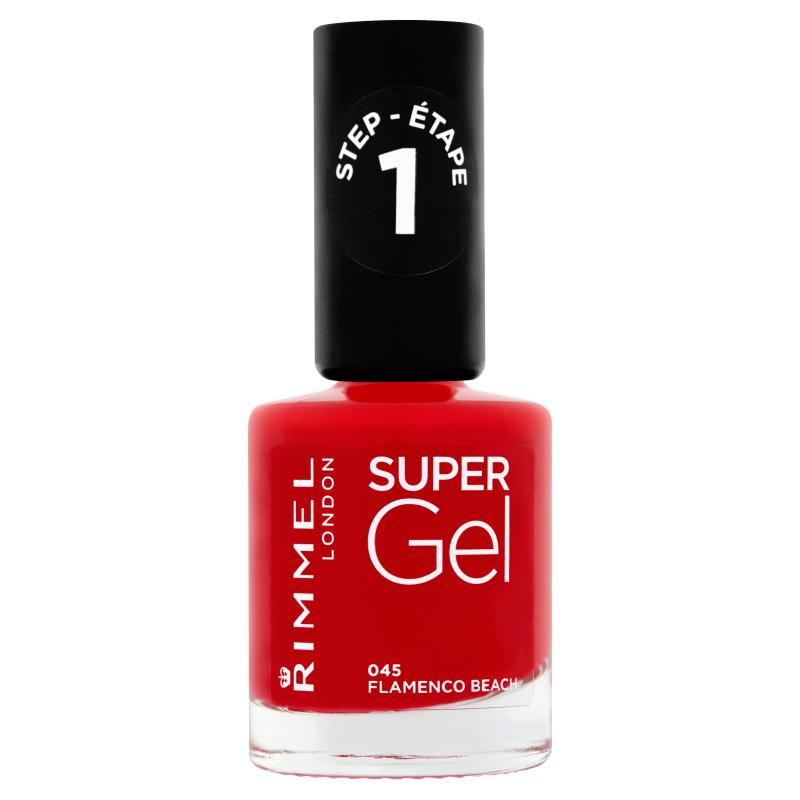 Rimmel Super gel 045 flamenco beach