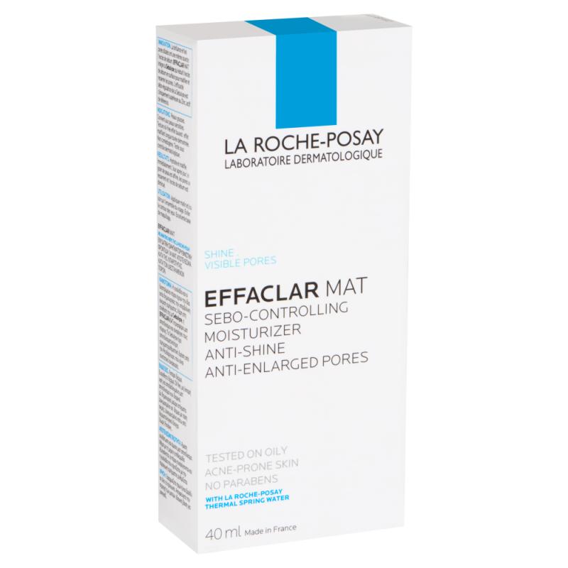 La Roche Possay EFFACLAR MAT+ 40ML