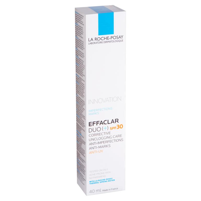 La Roche Possay EFFACLAR DUO+ SPF30 40ML