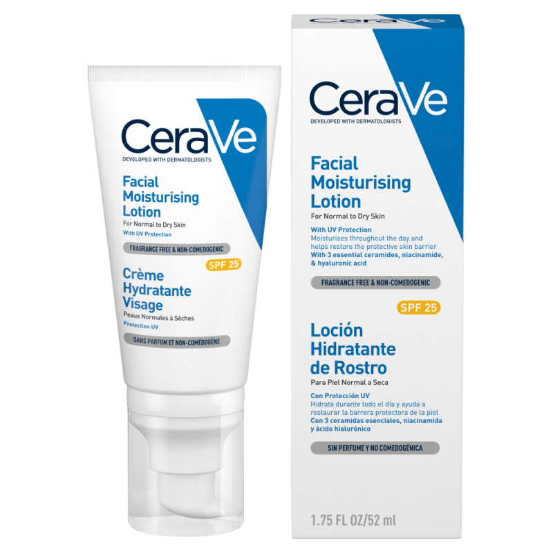 CeraVe Facial Moisturising Lotion SPF 25 52ml