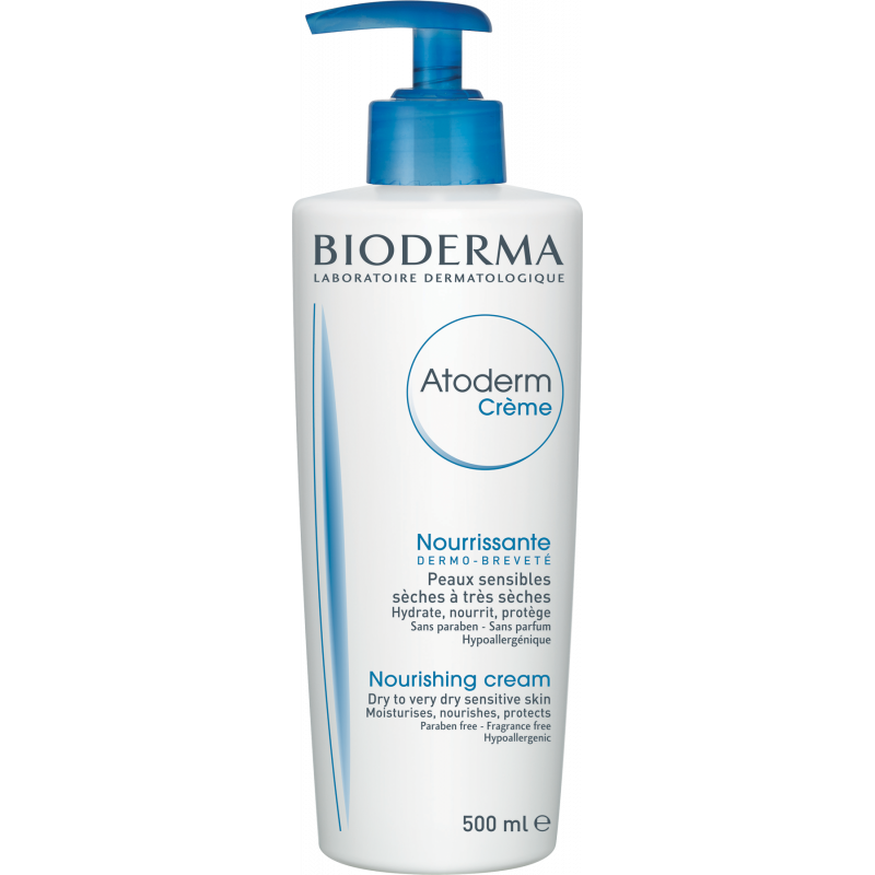 Bioderma Atoderm Shower Cream 500ml