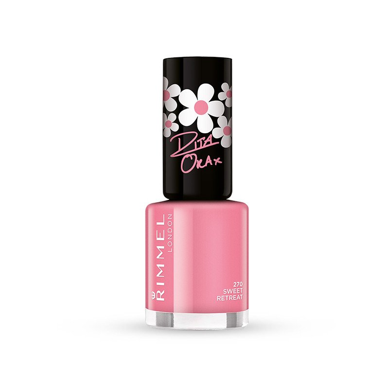 RIMMEL nail polish sweet retreat