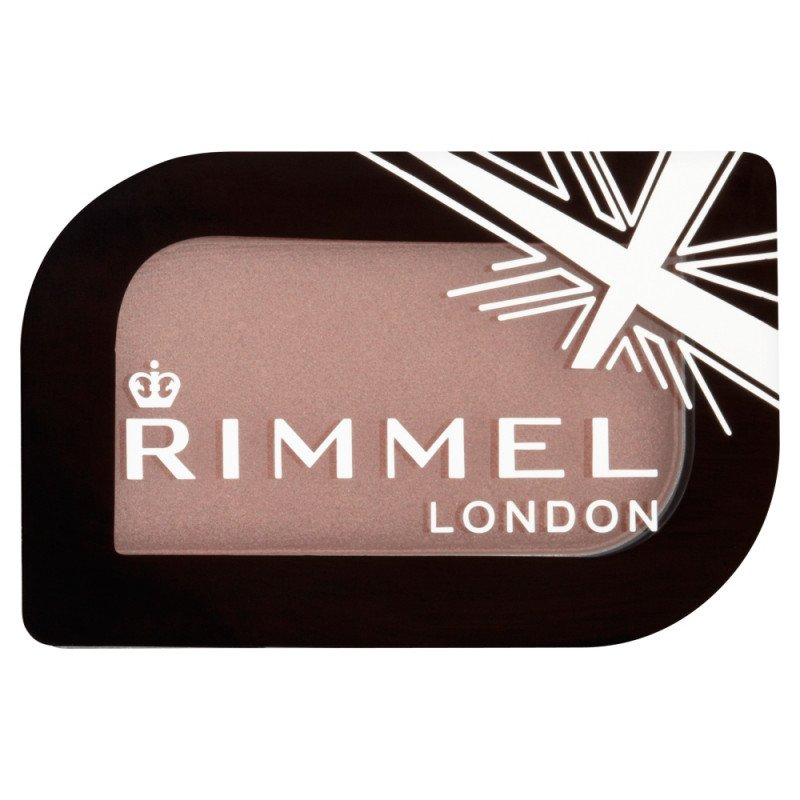 Rimmel eye make-up eyeshadow mono london magnif eyes millionaire