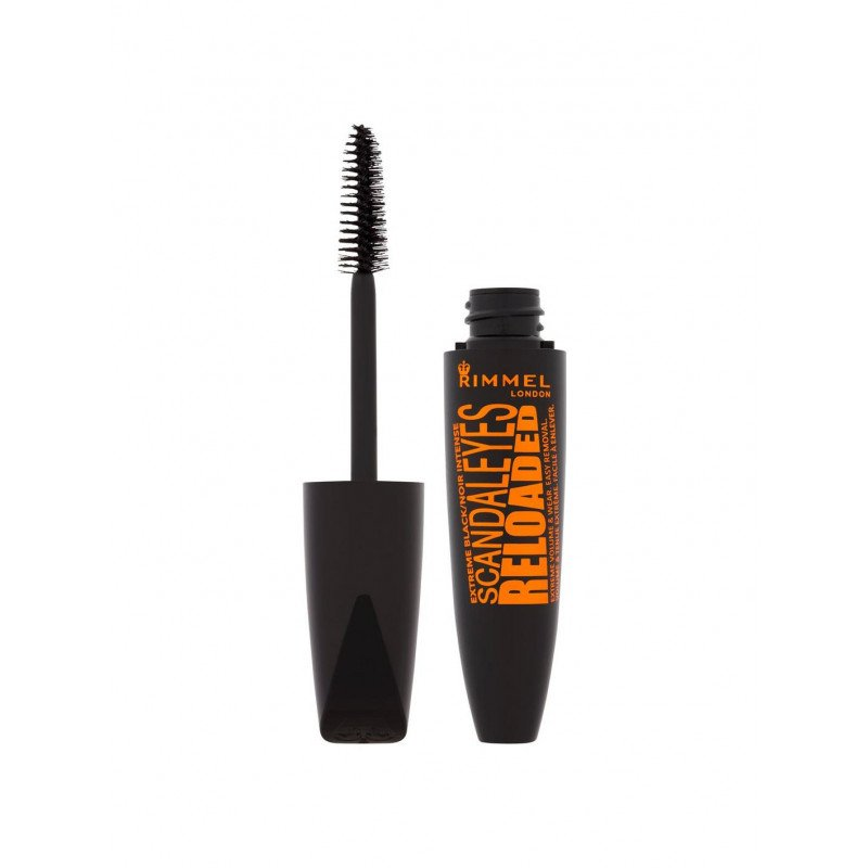 Rimmel eye make-up mascara scandal'eyes reloaded extreme black