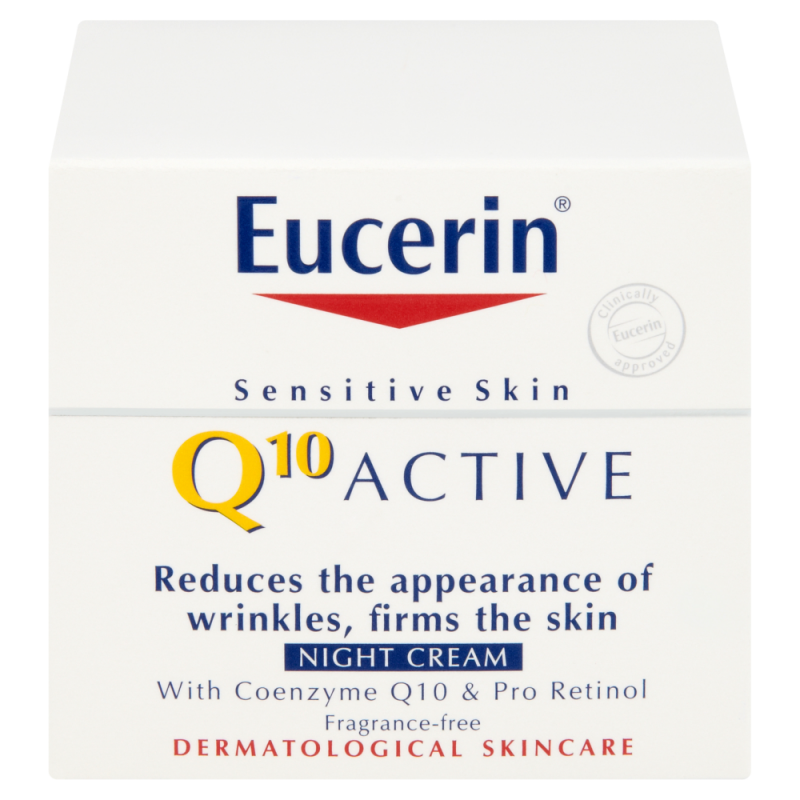 Eucerin Q10 Active Night Care 50ml