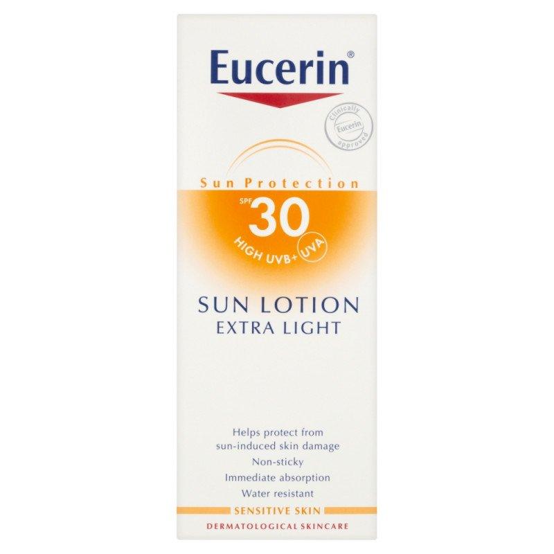 Eucerin Sun Extra Light Lotion 200ml