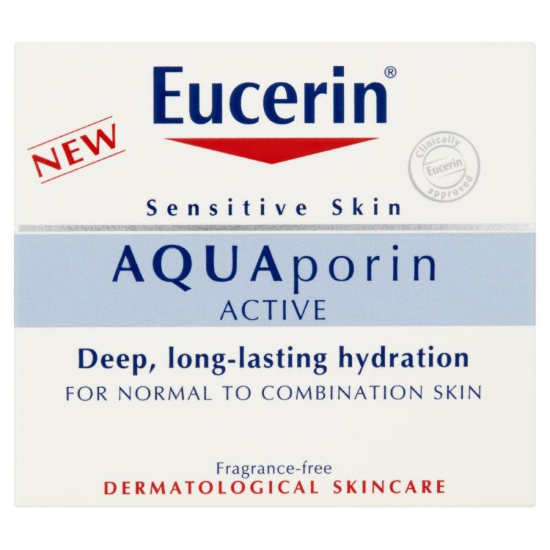 Eucerin Aquaporin Active Normal/Comb Skin 50ml