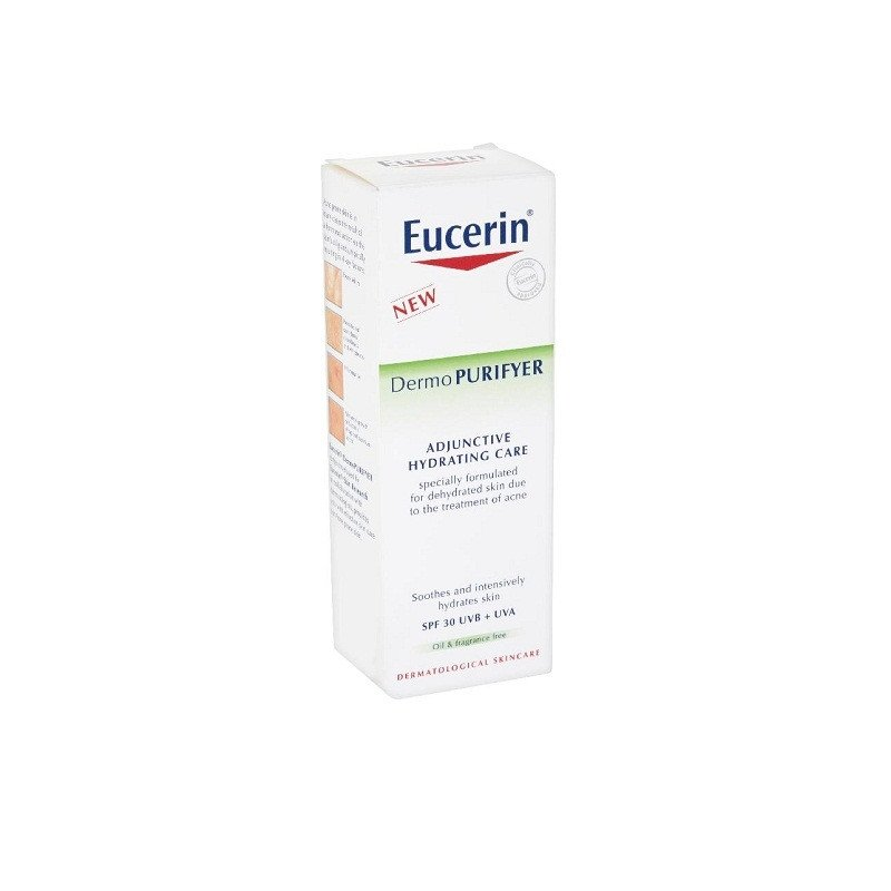EUCERIN dermo purifyer adjunctive cream 50ml