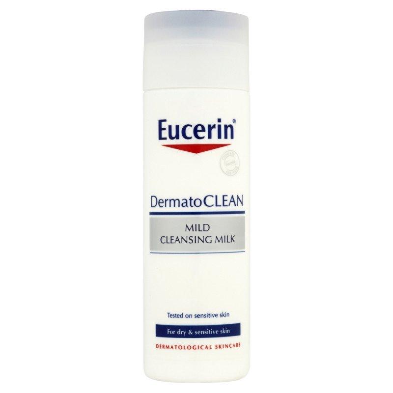 Eucerin Dermatoclean Mild Cleansing Milk 200ml