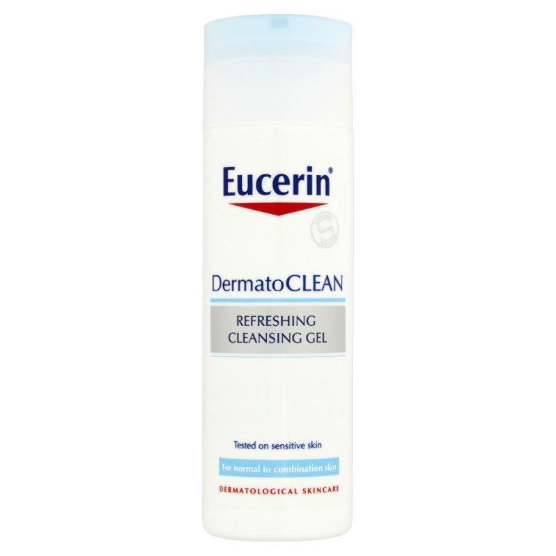 Eucerin Dermatoclean Refresh Cleansing Gel 200ml