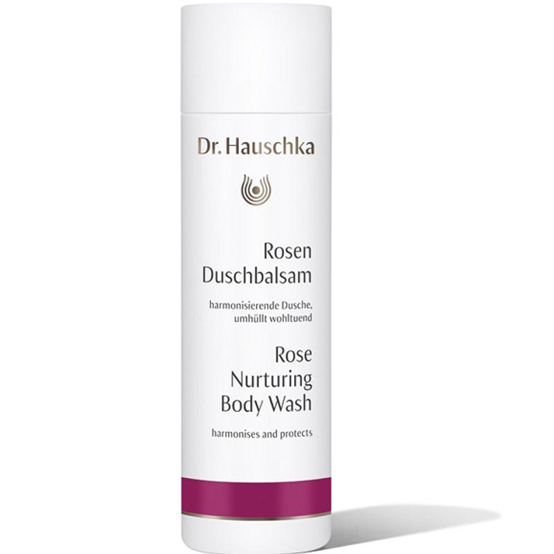 Dr Hauschka Rose Nurturing Body Wash 200ml