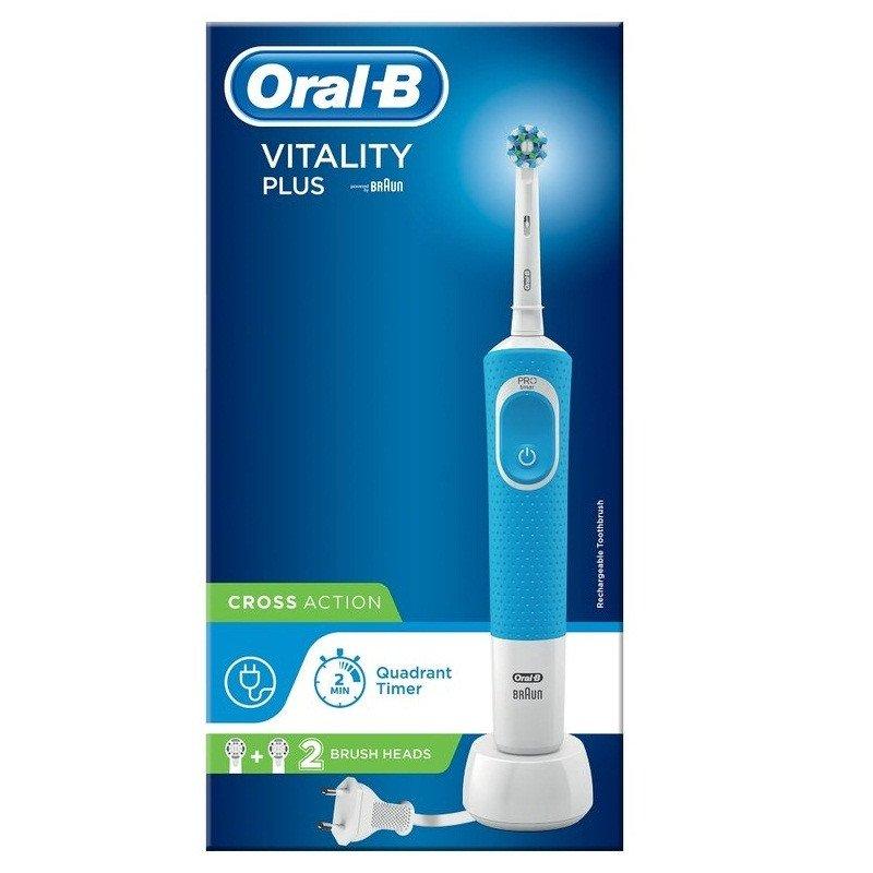 Braun vitality plus toothbrush