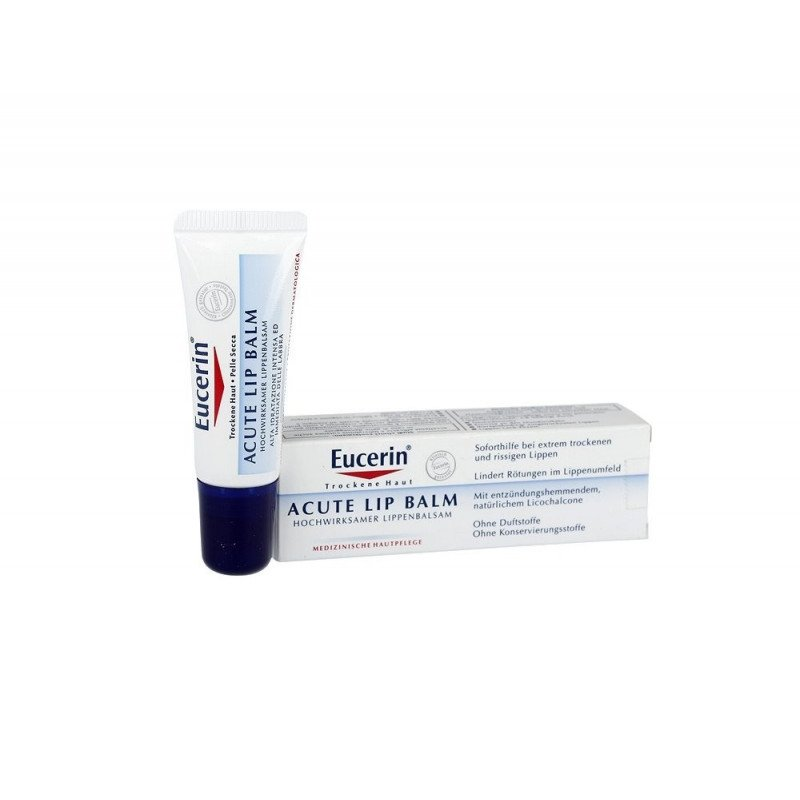 Eucerin lip balm acute 10ml