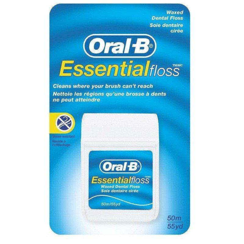 ORAL-B dental floss waxed 50m