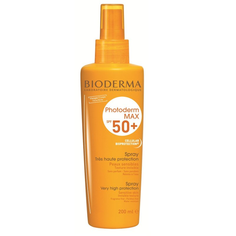 Bioderma Photoderm max spf50+ 200ml + free after sun