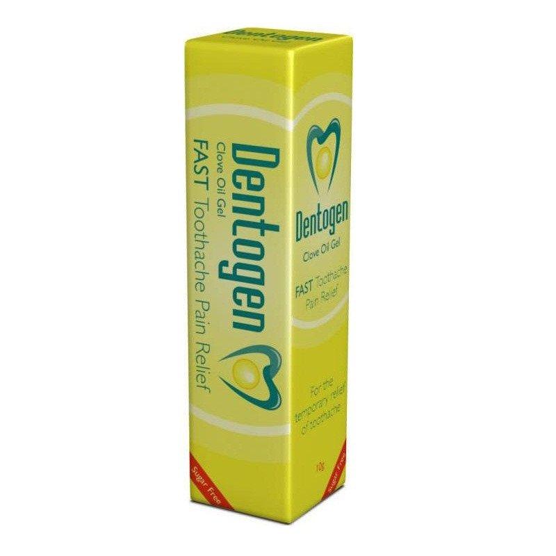Dentogen clove oil gel 10g