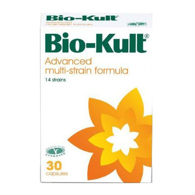 Bio-kult probiotic capsules 200mg 30 pack