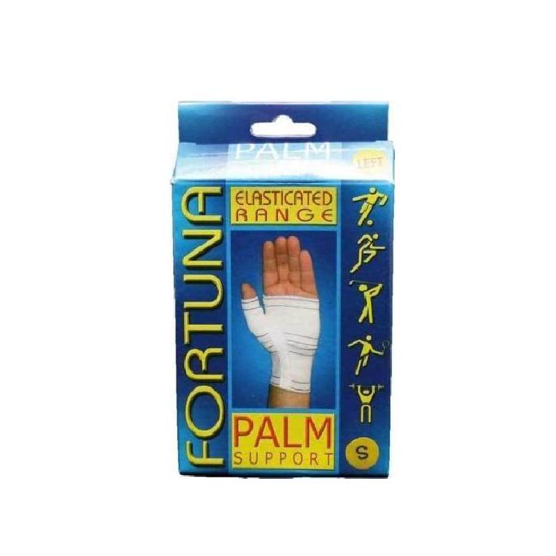 Fortuna Disabled Aids supports elasticated supports palm support left small