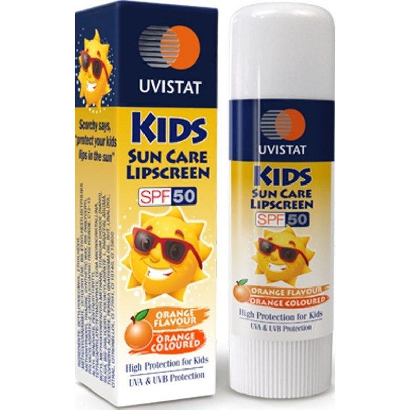 Uvistat lipscreen spf 50 kids 5g