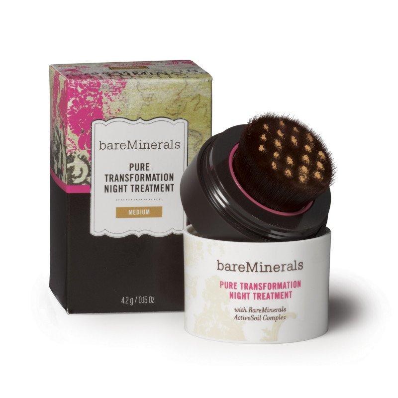 bareMinerals Pure Transformation Night Treatment - Medium